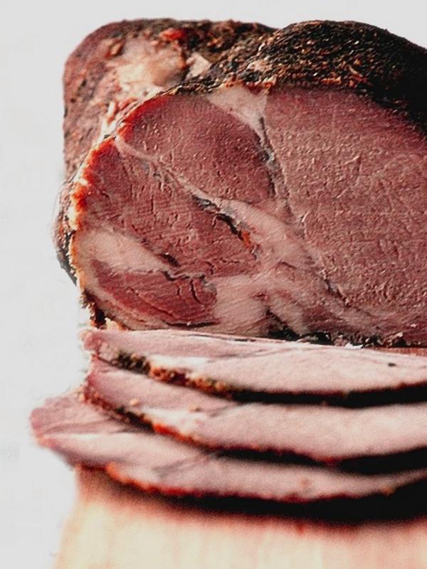 Рождественское жаркое из свинины