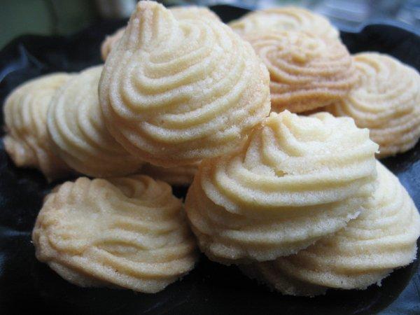 Песочное печенье с крахмалом рецепт пошагово